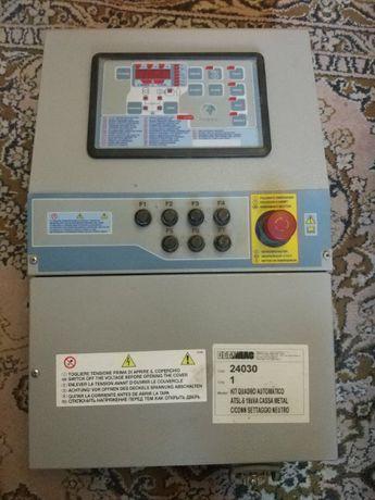 Блок управляющей автоматики для генератора GENMAC ATSL-5 19kVa