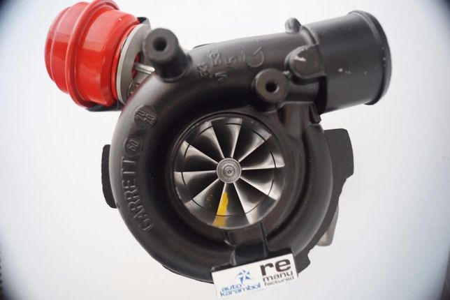 Turbina HYBRYDA BMW 530,730 3.0 d