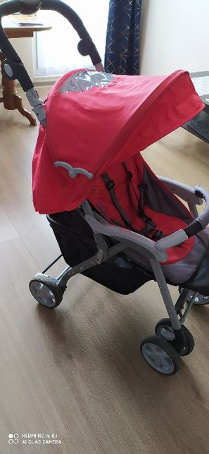 Spacerówka - - Baby Design Tiny - Wózek spacerowy