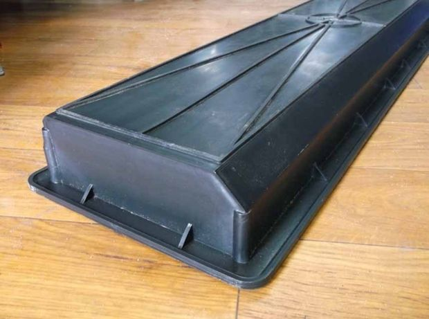 1m KRAWĘŻNIK 100cm OBRZEŻE Forma formy do betonu kostki na chodnik