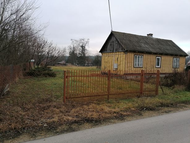 Działka budowlana 2200 m2 Bosowice