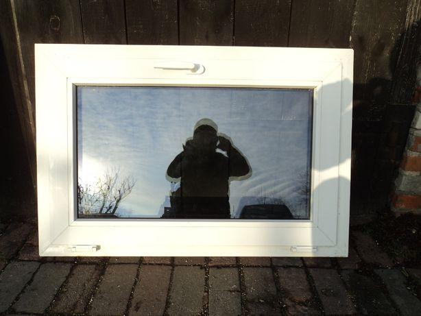 Okna pcv używane -sz96x62wys- uchylne - 10szt