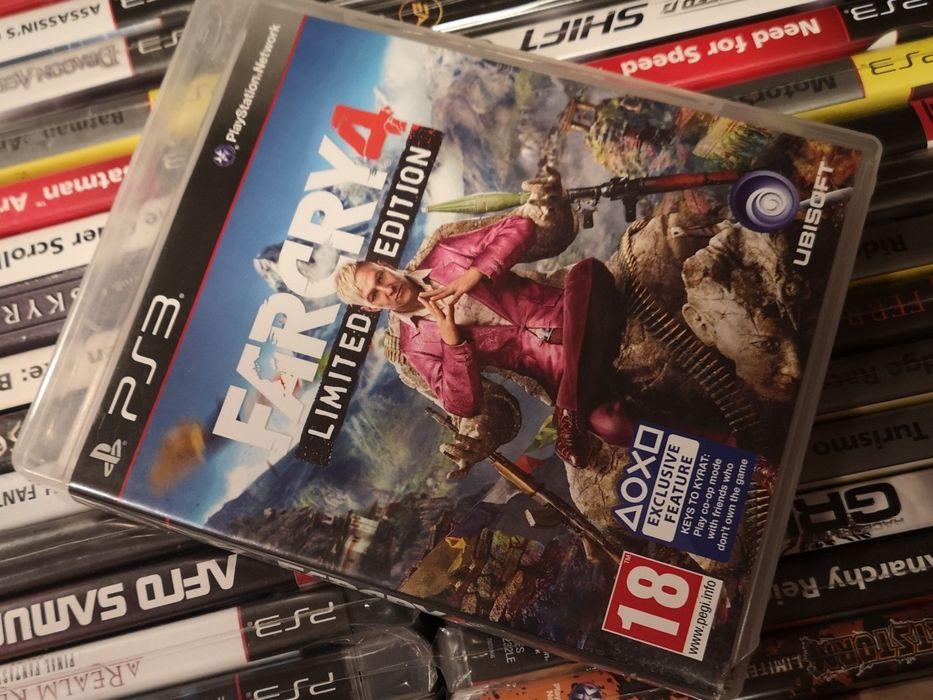 Far Cry 4 PL PS3 sklep Ursus Warszawa - image 1