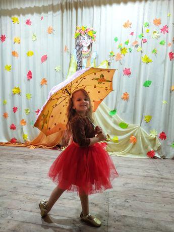 Продам красивое пышное платье для девочки