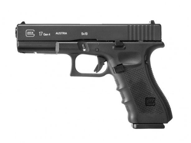 Pistolet wiatrówka Glock 17 gen 4 blowback 4,5 mm BB CO2