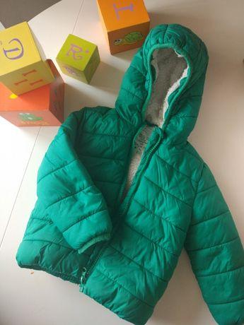 Куртка F&F 12-18, теплая