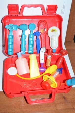 чемоданчик набор доктора