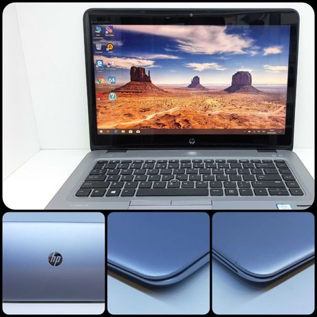 Новое поступление сенсорный HP Probook 840 G3 i5 6gen/SSD250/8gb