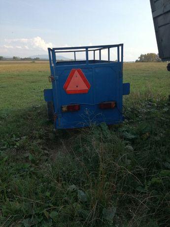 wózek do przewozu bydła