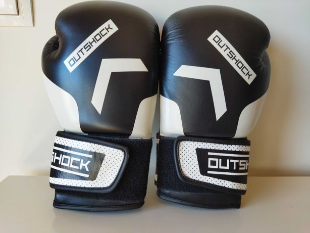 Luvas Boxe OUTSHOCK 14 oz