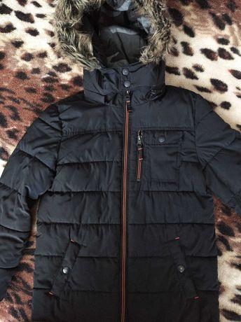 Теплая куртка мальчику