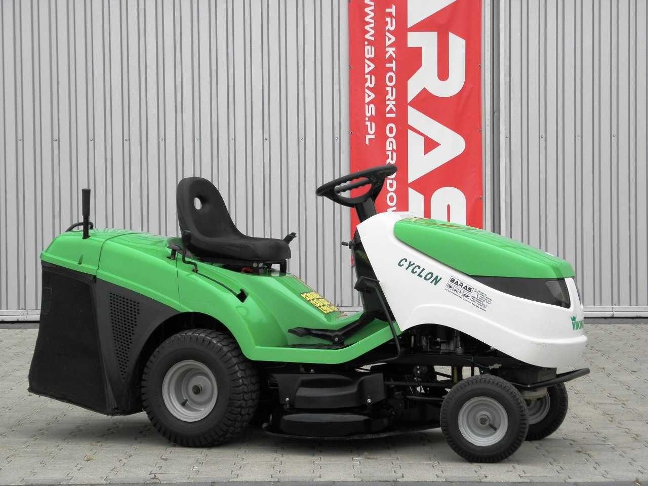 Traktorek kosiarka Viking (300901) - Baras