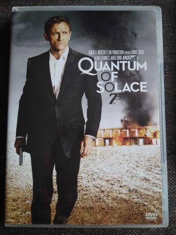 Quantum of Solance dvd