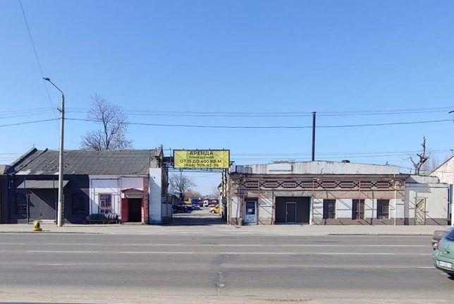 Производственные помещения, стоянки на Николаевской дороге.Собственник