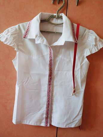 Блузка в школу, рубашка