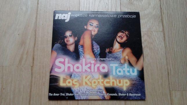 "Piosenki ""Shakira, Tatu, Las Ketchup"""