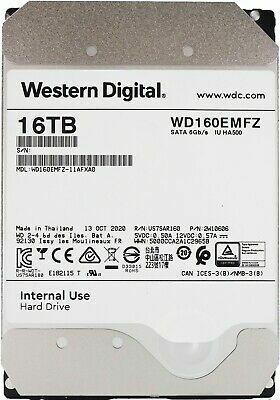 """3x HDD 16TB WD Novos 3,5"""" SATA III"""