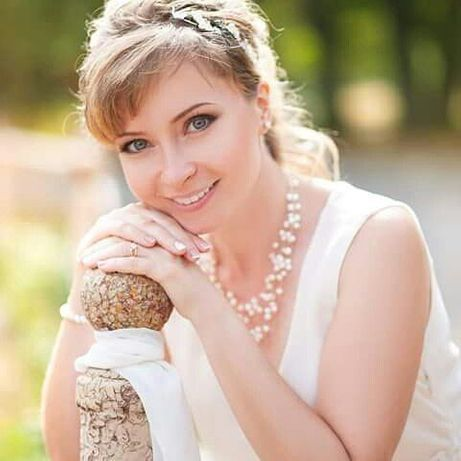 Визажист. Свадебный макияж, свадебная причёска. КИЕВ