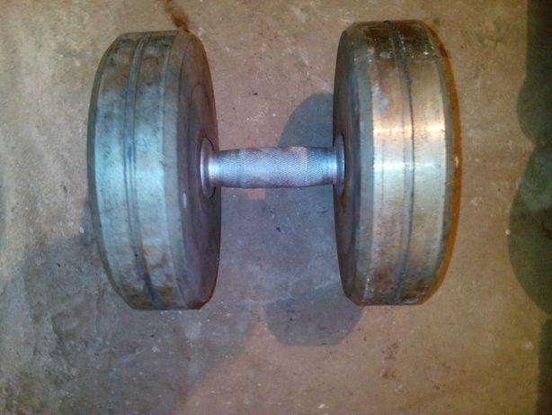 Гантеля разборная 32 кг.