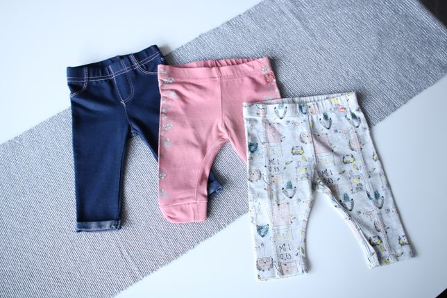 Spodnie, spodenki, leginsy 62, coccodrillo