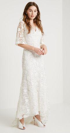 Suknia balowa, ślubna YAS rozm.M