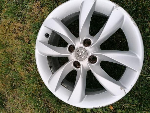 Felgi Opel Corsa Adam 4x100 16