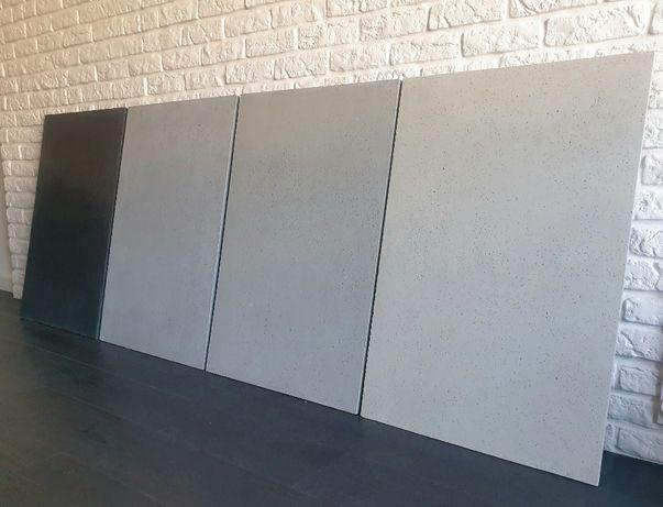 Płyty z betonu - Płyty betonowe ścienne elewacyjne - Kilka wymiarów