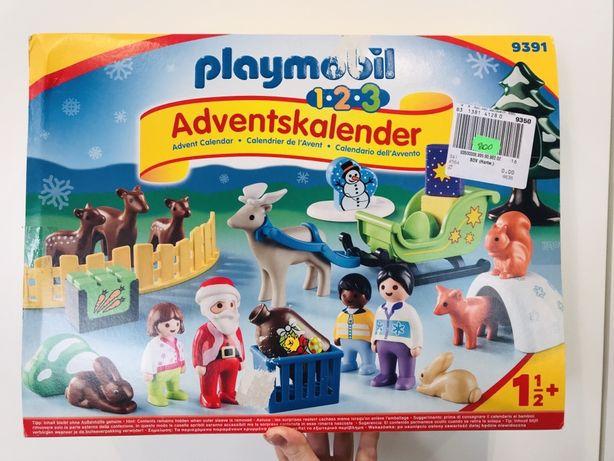 Адвенткалендарь playmobile 9391