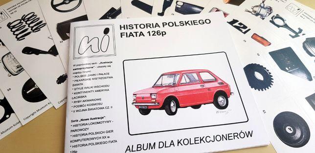 Historia Polskiego Fiata 126p Album dla Kolekcjonerów IS