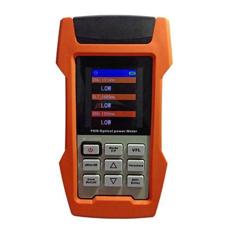 Pon Power meter MEDIDOR DE POTÊNCIA PON AOF500 Tribrer