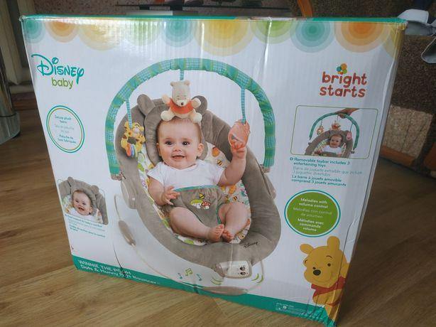 Кресло качалка Disney baby bouncer