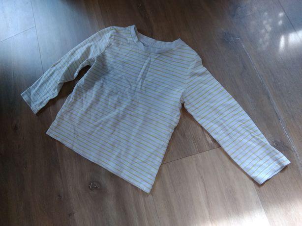 Bluzka bluzeczka koszulka z długim rękawem 2 szt