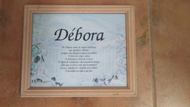 Moldura Débora