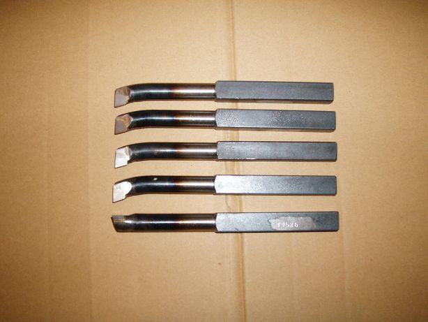Nóż tokarski wytaczak 16 x 16 prawy i lewy i 12 x 12 i 10 x 10