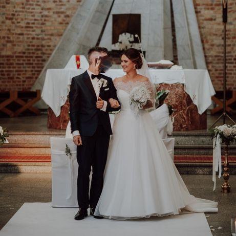 Suknia ślubna Justin Alexander 11005 roz. 38-40