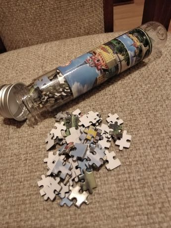 Micro Puzzle w tubie