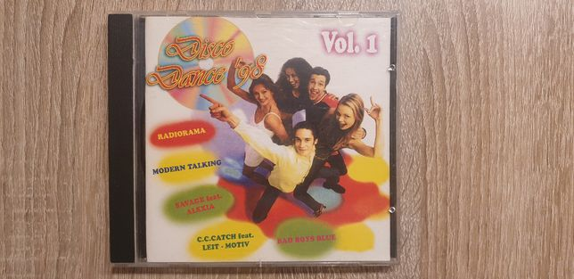 Disco Dance ' 98_vol. 1_Składanka_Płyta CD