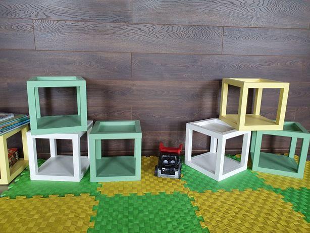 Кубик дерев'яний для дитячого куточка