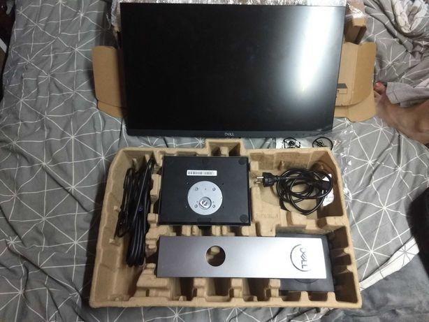 Монітор DELL P2418D (Не включається, розбитий)