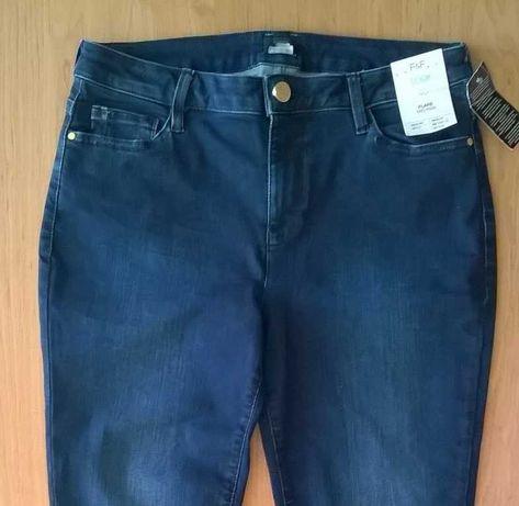 Spodnie denim r.40 fason Flare NOWE