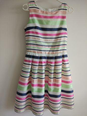 Sukienka wyjściowa w paski, cool club, 170
