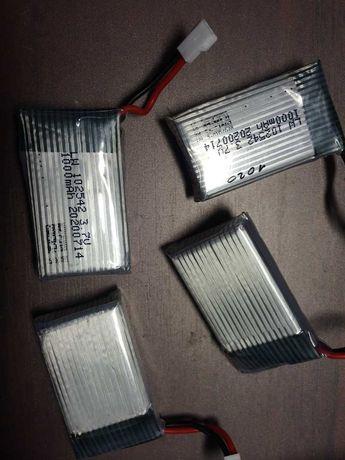 Аккумуляторы для Квадрокоптера и 18650-Даром от нашего фонаря к вашему