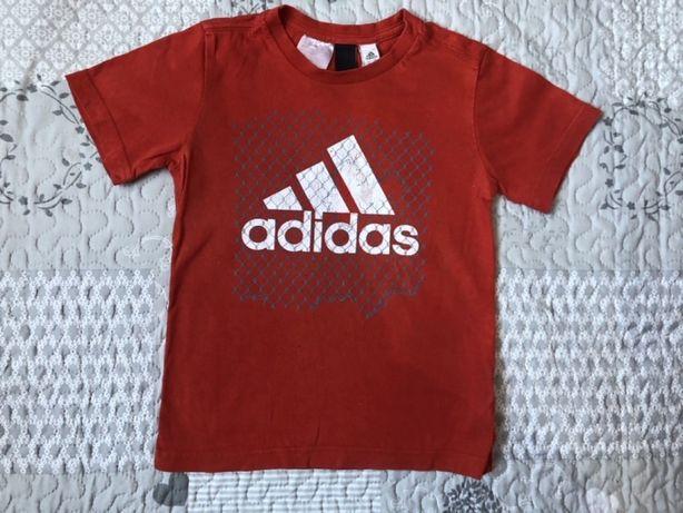 t- shirt Koszulka krótki rękaw Adidas 4-5 lata r 110