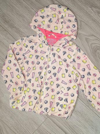 Куртка - плащевка от итальянского бренда primigi