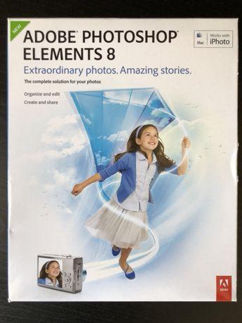 Adobe Photoshop Elements 8 para APPLE