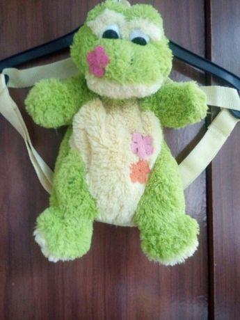 Детский рюкзачок Лягушенок.