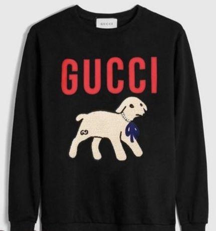 Gucci bluza s/m HIT LATA 2021 logowana