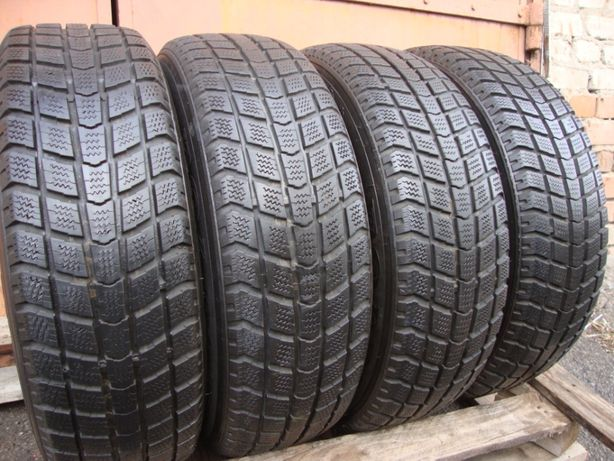 Roadstone Euro-Win 650 175/65r14 made in Korea 4шт, 6-7мм, ЗИМА
