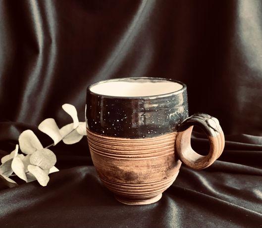 Чашка ручна робота