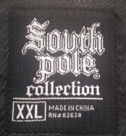 Чоловічий брендовий жилет South Pole